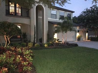 Mulberry Single Family Home For Sale: 416 Oak Landing Boulevard