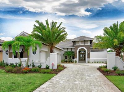Sarasota FL Single Family Home For Sale: $2,235,000