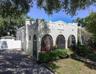 Single Family Home For Sale: 3709 W Tacon Street