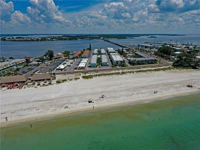 Bradenton Beach Condo For Sale: 611 Gulf Drive N #C12