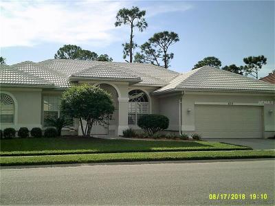 Venice Single Family Home For Sale: 629 Sawgrass Bridge Road