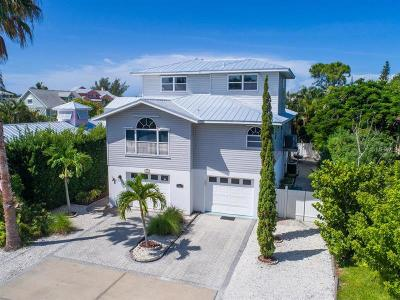Anna Maria Single Family Home For Sale: 720 Holly Road