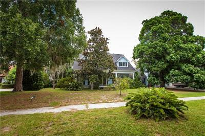 Sarasota Single Family Home For Sale: 317 Scott Avenue
