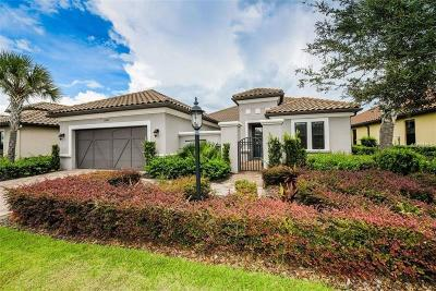 Lakewood Ranch Single Family Home For Sale: 12642 Fontana Loop