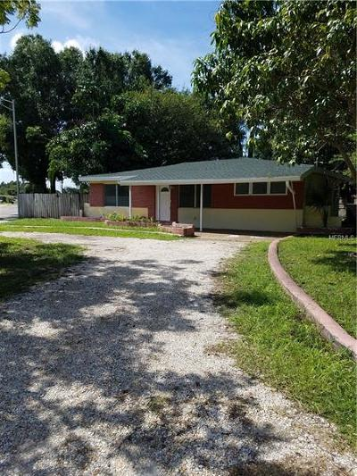 Sarasota Single Family Home For Sale: 3106 McIntosh Road