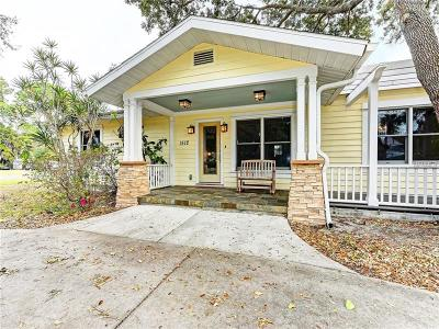 Nokomis Single Family Home For Sale: 1512 Bayshore Road