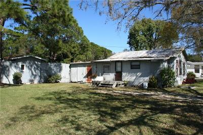 Sarasota Single Family Home For Sale: 2395 19th Street