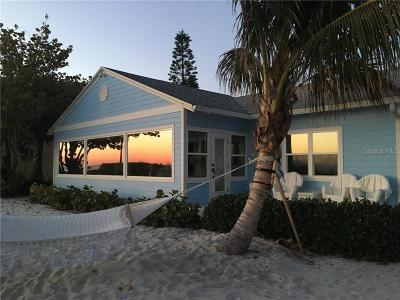 Sarasota Single Family Home For Sale: 99 Beach Road