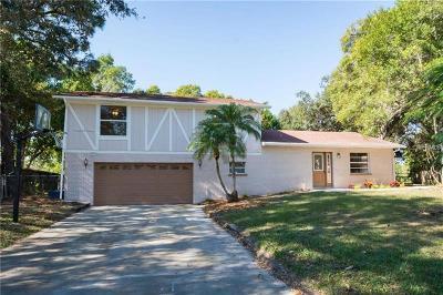 Sarasota Single Family Home For Sale: 6604 Fairway Drive