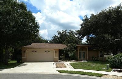 Single Family Home For Sale: 5632 Wilde Oak Way