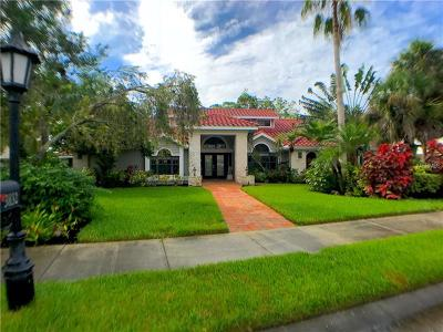 Single Family Home For Sale: 3832 Boca Pointe Drive