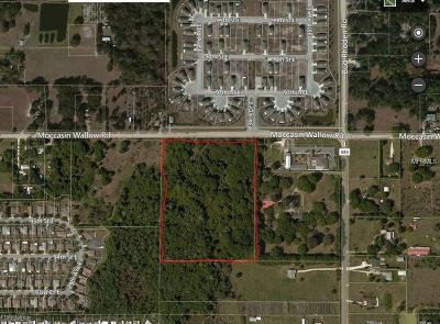 Palmetto Residential Lots & Land For Sale: 3105 Moccasin Wallow Road