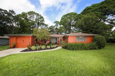 Sarasota FL Single Family Home For Sale: $274,900