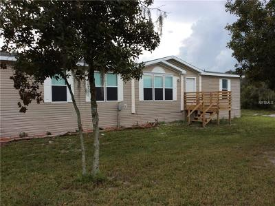 Myakka City Mobile/Manufactured For Sale: 30605 Betts Road
