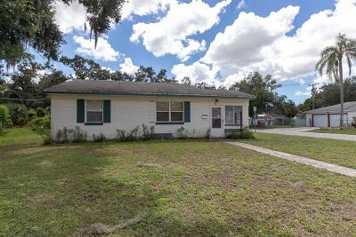 Bradenton Single Family Home For Sale: 1621 17th Avenue W