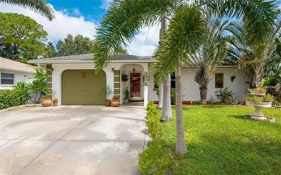 Sarasota Single Family Home For Sale: 2827 Dueby Street