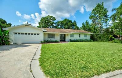 Tampa Single Family Home For Sale: 4902 W San Nicholas St