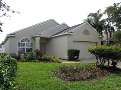 Bradenton Single Family Home For Sale: 819 Springwood Circle