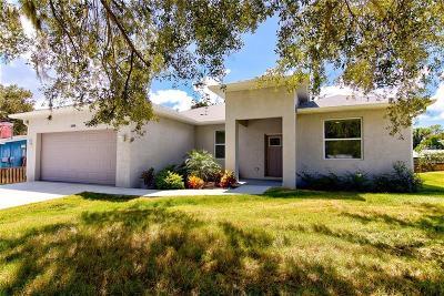 Sarasota Single Family Home For Sale: 1896 Livingstone Street