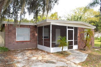 Palmetto Single Family Home For Sale: 608 23rd Street E