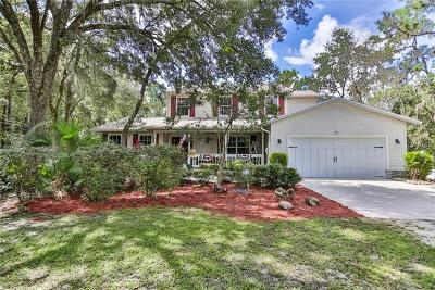 Myakka City Single Family Home For Sale: 25620 State Road 70 E
