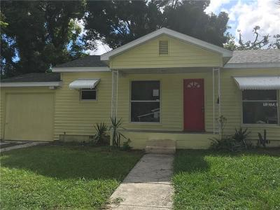 Bradenton Single Family Home For Sale: 1605 15th Street W