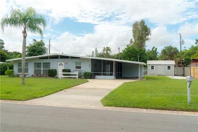 Single Family Home For Sale: 2844 Wood Street