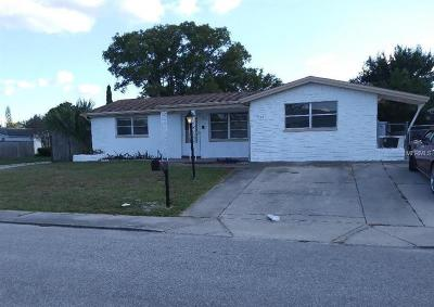 Port Richey Single Family Home For Sale: 7504 San Moritz Drive