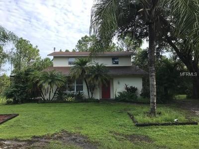 Single Family Home For Sale: 6485 Abdella Lane
