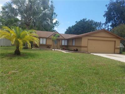 Bradenton Single Family Home For Sale: 6705 35th Avenue W