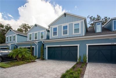 Sarasota Townhouse For Sale: 4545 Chinkapin Drive