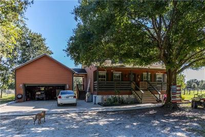 Arcadia Single Family Home For Sale: 7162 Horse Creek Road