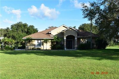 Sarasota Single Family Home For Sale: 1985 Oak Ford Road