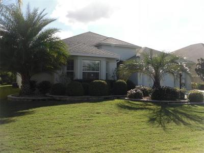The Villages Single Family Home For Sale: 2912 Asher Path