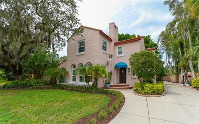 Sarasota Single Family Home For Sale: 325 Whitfield Avenue