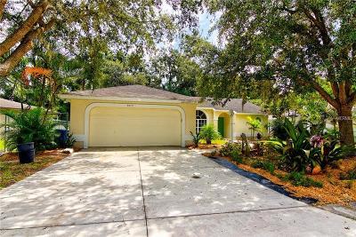 Bradenton Single Family Home For Sale: 5015 21st Way E