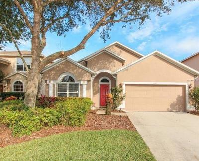 Oviedo Single Family Home For Sale: 457 Lakepark Trail