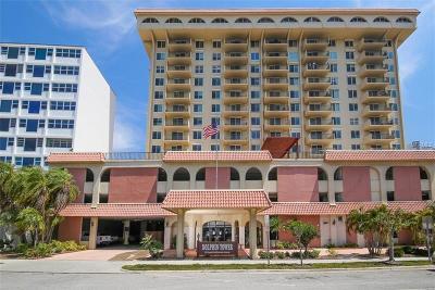 Sarasota Condo For Sale: 101 S Gulfstream Avenue #16E