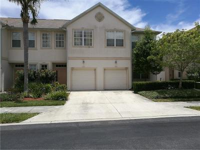 Sarasota Townhouse For Sale: 3952 Yellowstone Circle
