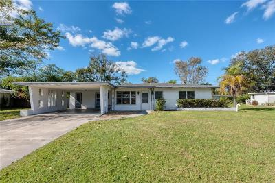 Sarasota Single Family Home For Sale: 2316 Tuttle Terrace