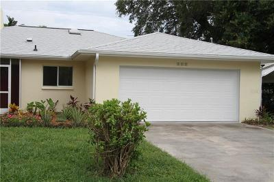 Venice FL Single Family Home For Sale: $247,500