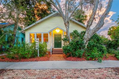 Sarasota Single Family Home For Sale: 405 Julia Place