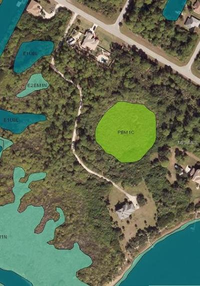 Port Charlotte Residential Lots & Land For Sale: 12171 Eisenhower Drive