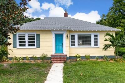 Bradenton Single Family Home For Sale: 2230 17th Avenue W