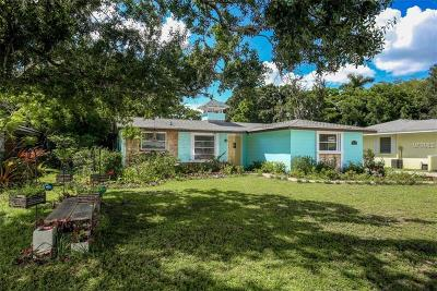 Sarasota FL Single Family Home For Sale: $449,000