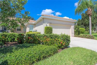 Sarasota, Lakewood Ranch Villa For Sale: 4008 Cascade Falls Drive