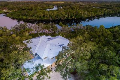 BRADENTON Single Family Home For Sale: 1220 Mill Creek Road