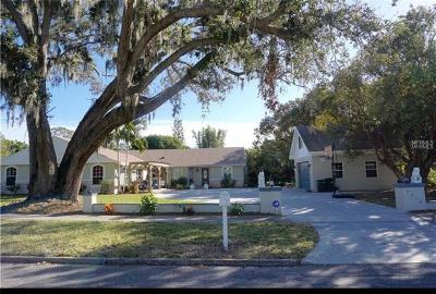 Sarasota, Lakewood Ranch, Osprey, Nokomis/north Venice Single Family Home For Sale: 7718 Westmoreland Drive