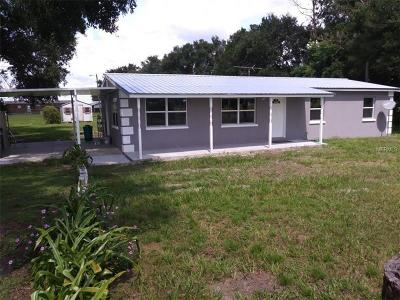 Bartow Single Family Home For Sale: 1808 Atkinson Lane