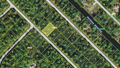 Port Charlotte Residential Lots & Land For Sale: 466 Binney Lane